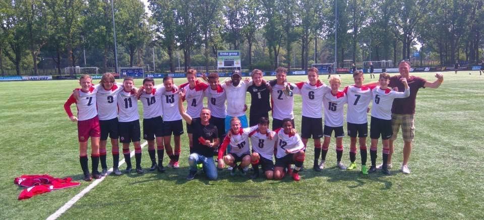 JO15-1 Kampioen
