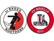 VV Brielle JO17-1 pakt periodetitel in vierde divisie
