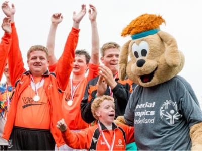 VV Brielle - sc Feyenoord in teken van Special Olympics Nederland