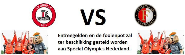 Voorbeschouwing VV Brielle 1 - SC Feyenoord 1