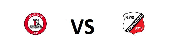 Voorbeeschouwing VV Brielle 1 – v.v. Flevo Boys 1