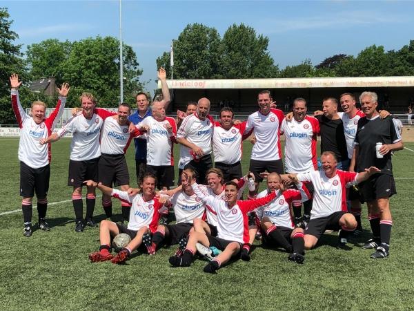 VV Brielle Zondag 1 Kampioen