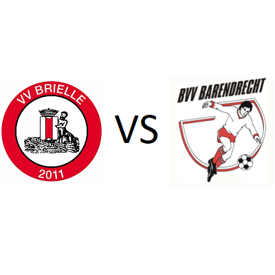 Dinsdagavond 20.00 uur: VV Brielle - BVV Barendrecht