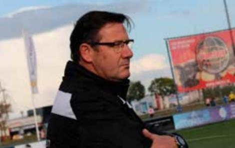 Stanley Rieborn vertrekt aan het einde van het seizoen bij VV Brielle
