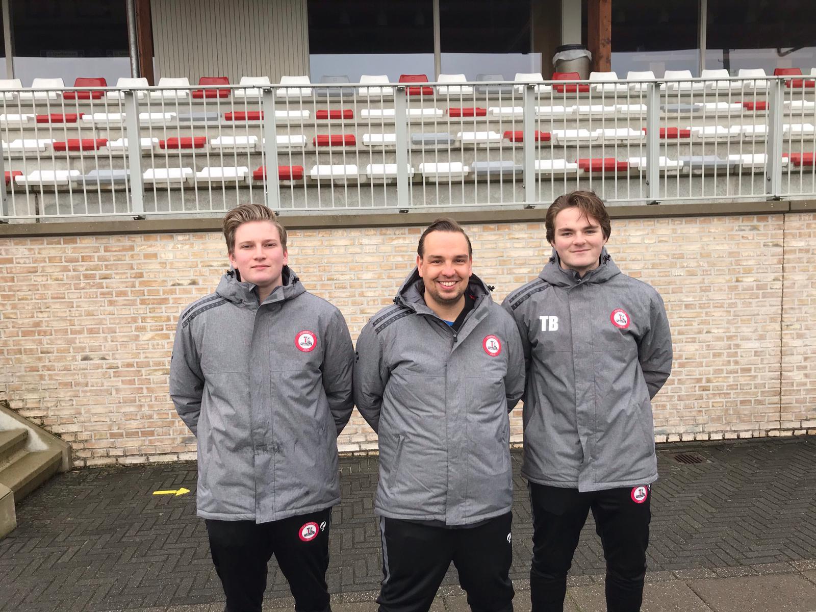 Nieuws jeugdtrainers VV Brielle