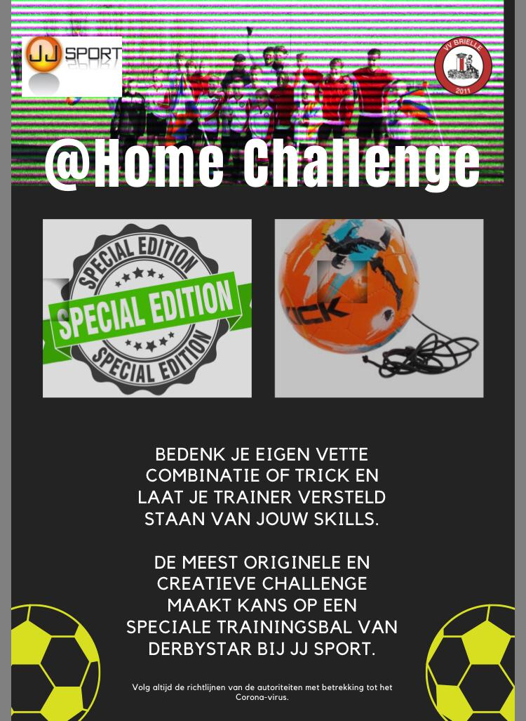 @Home Challenge #Special Edition