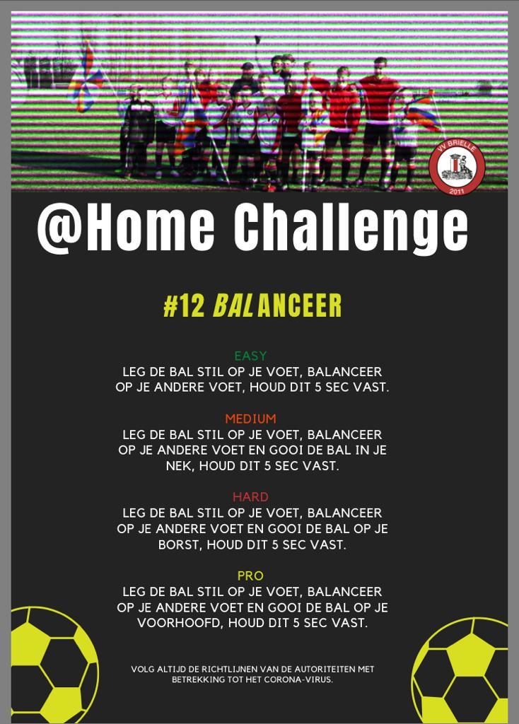 @Home Challenge #12, Balanceer
