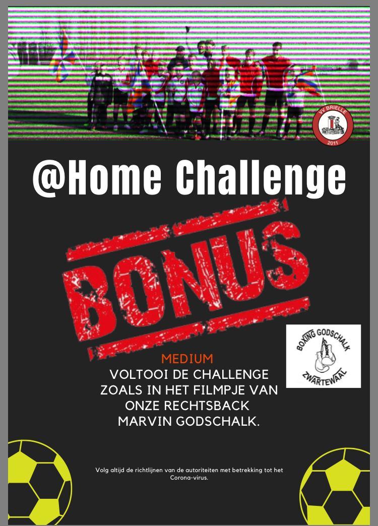 @Home Challenge #Bonus, Punten verzamelen