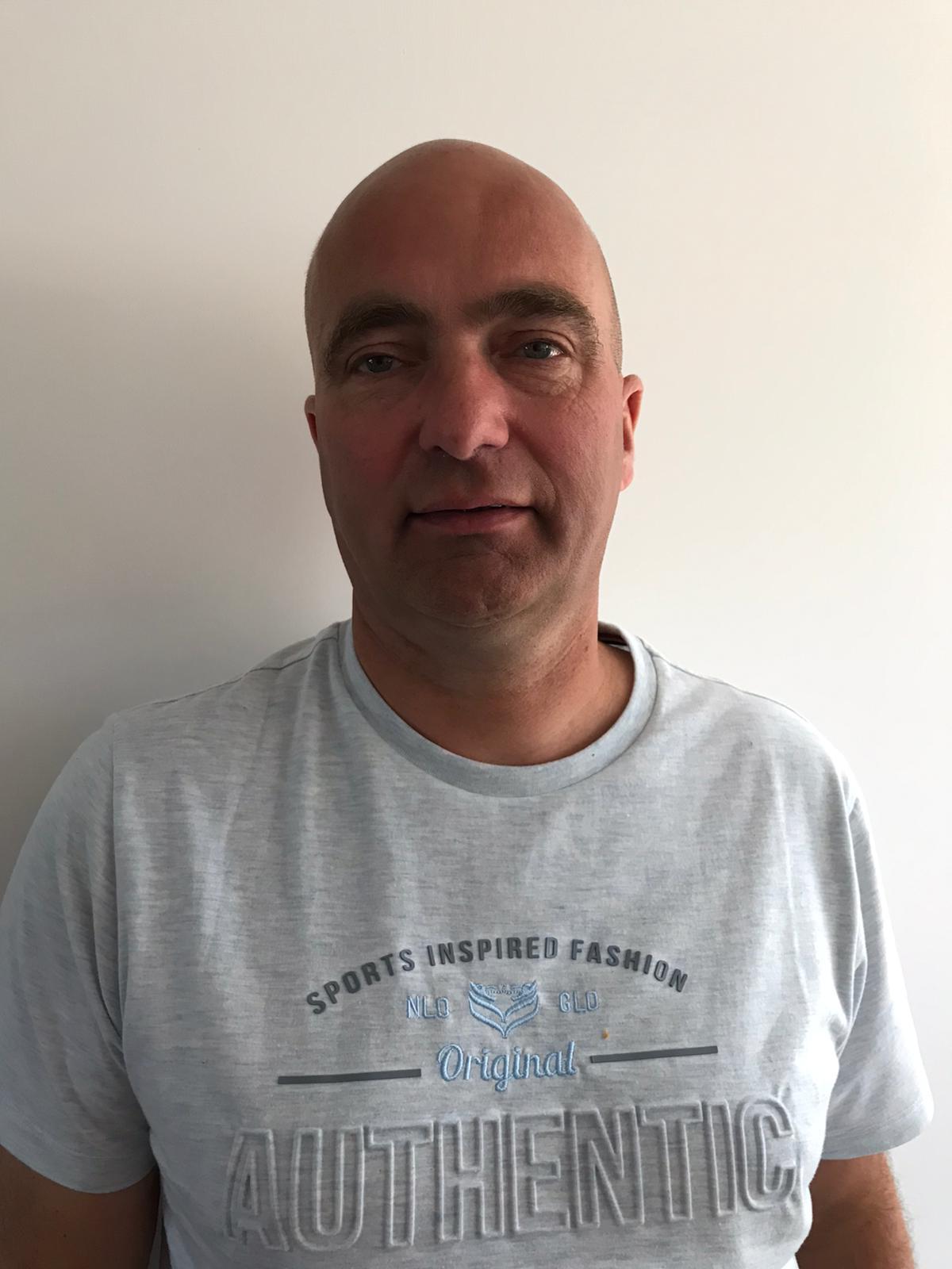 Interview met secretaris Edwin Wingelaar bij Sport op Voorne-Putten