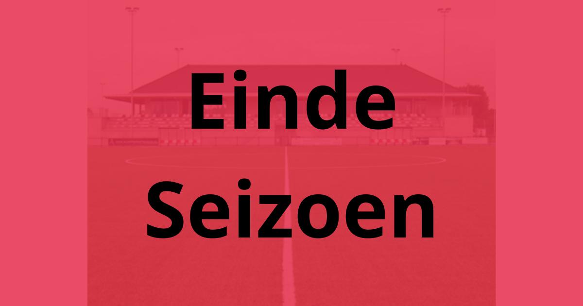 Update VV Brielle - Einde Seizoen