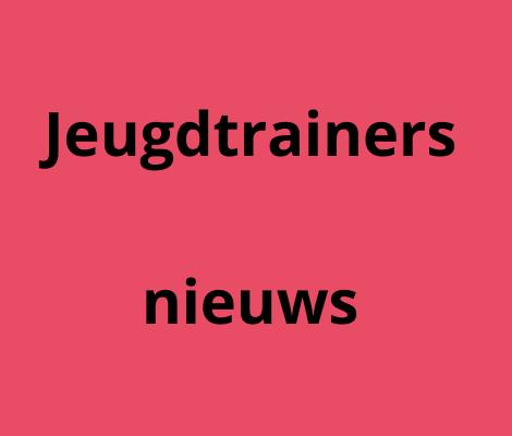 Update jeugdtrainers VV Brielle