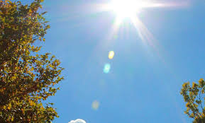 Corona-Zaterdag in de lentezon