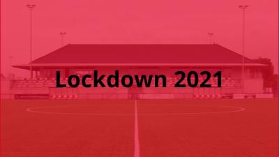 Voetbalvereniging Brielle in 'lockdown jaar 2021'