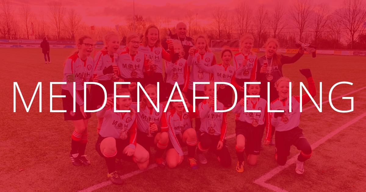 Meidenvoetbal - Teamindeling seizoen 2020 / 2021